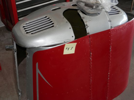 cessna 120/140 cowling excelle    Auctions Online | Proxibid