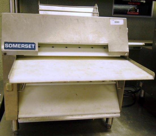 Somerset CDR dough roller/sheeter