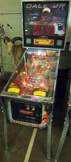 Stern Mfg. - Dale Jr Pinball Machine