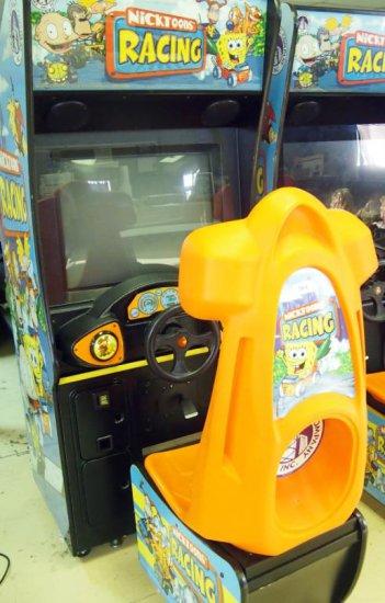 Chicago Gaming Comp - Nicktoons Racing