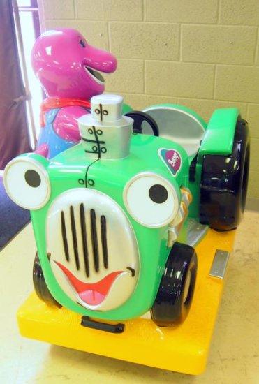 Jolly Roger - Barney Tractor