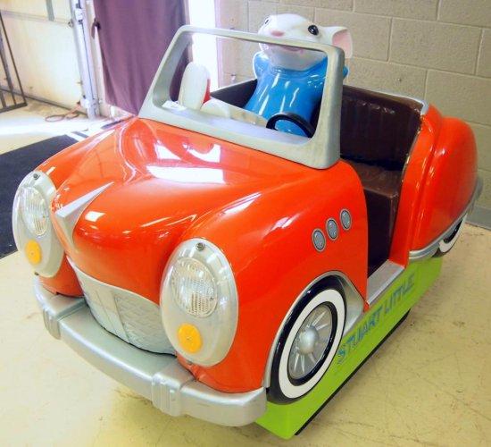 Jolly Roger - Stuart Little Roadster