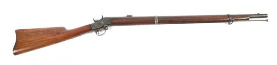 Remington Cadet Model 1867 Pistol Action .50 Remington Pistol CF