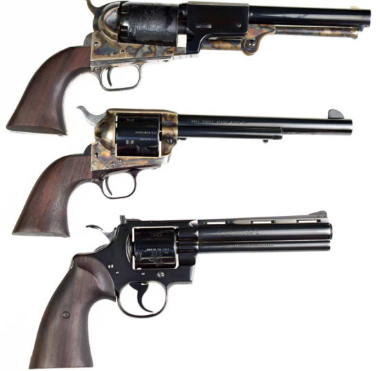 Colt Bicentennial 3 Gun Collection