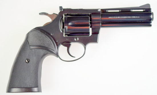 Colt Diamondback .38 Spcl