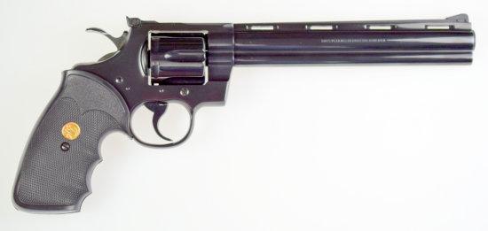 Colt Python Target Custom .38 Spcl