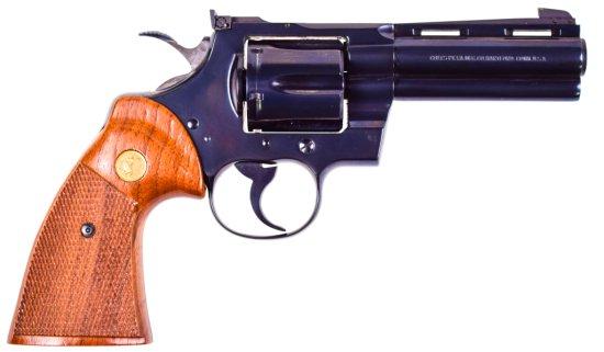 Colt Python Custom Shop .357 Mag