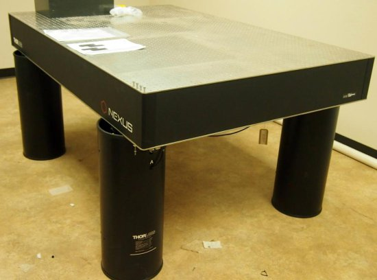 Thorlabs Active Isolating Optical Table Supports