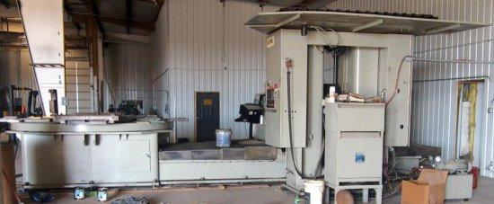 HMC DynaPath CNC Horizontal Milling Machine