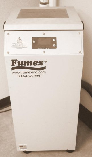 Fumex Air Filtration System