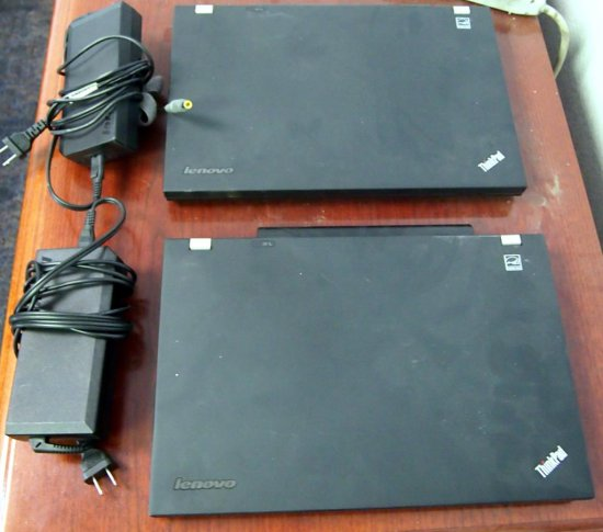 Lenovo lap top computers