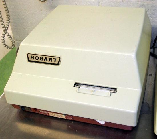 Hobart slip printer