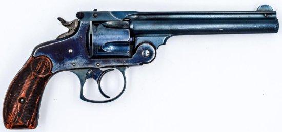 S&W .38 DA, 4th Model .38 S&W