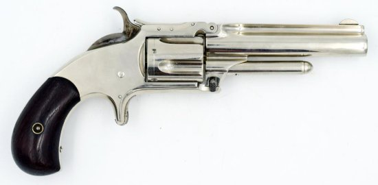 S&W Model Number One-and-a-Half New Model .32 RF