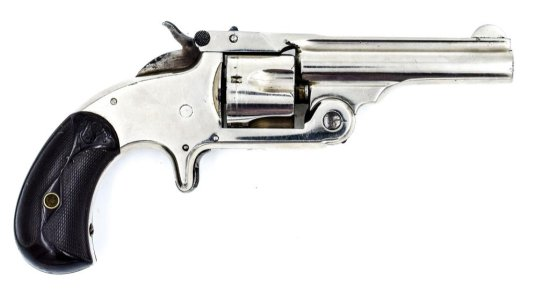 S&W .32 Single Action, Later Model .32 S&W