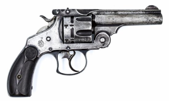 S&W .44 Double Action, Frontier .44 WIN