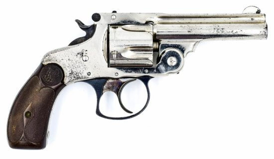 S&W .38 Double Action, 3rd Model .38 S&W