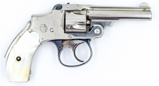 S&W .32 Safety Hammerless, 2nd Model .32 S&W
