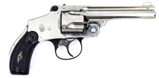 S&W .38 Safety Hammerless, 5th Model .38 S&W