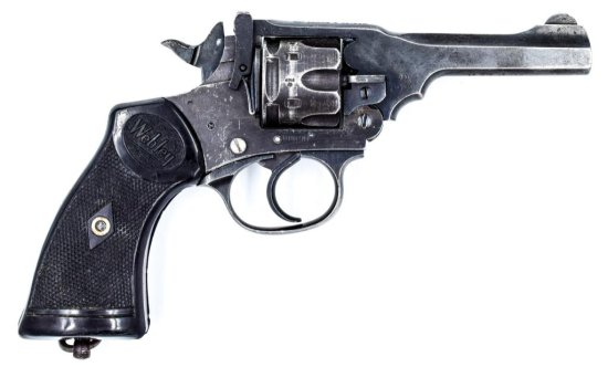 Webley Mark IV .38 S&W