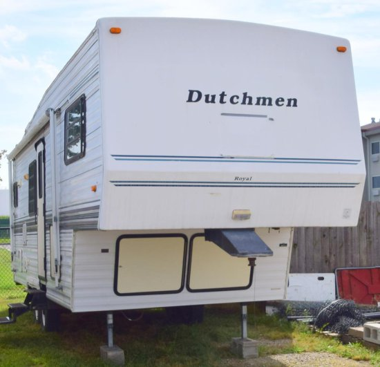 96 27' Dutchman Royal, Model 27FWRK-SL