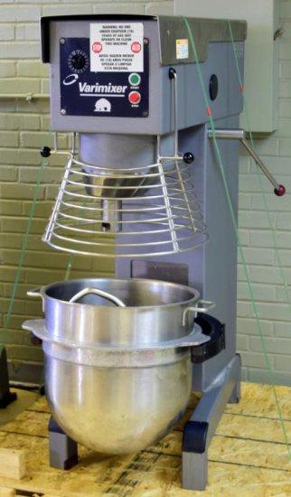 Varimixer 60qt Dough Mixer