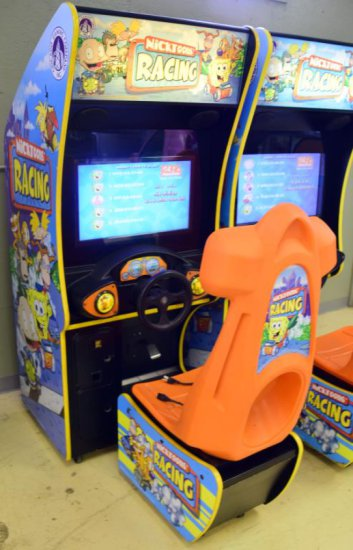 Chicago Gaming Comp - Nicktoons Racing