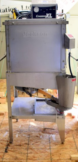 Jackson Conserver XL dish machine