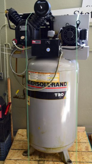 Ingersoll Rand 80 gal Upright Air Compressor