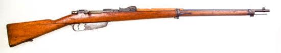 Carcano Fucile Modello 1891 6.5x52mm