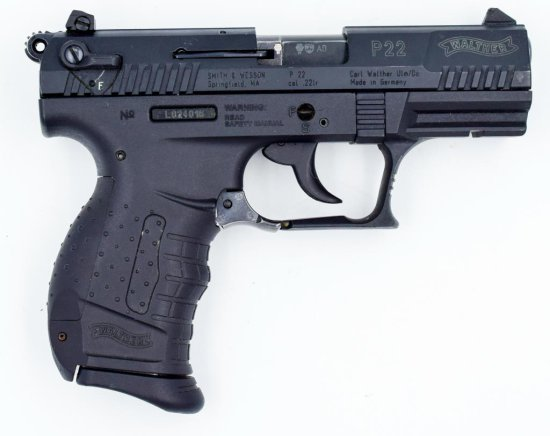 Walther/S&W P22 .22 LR