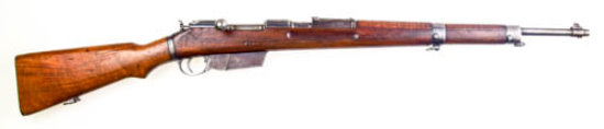 FEG Model 35 8x56R Hungarian Mannlicher