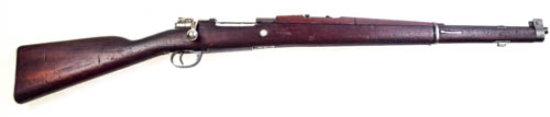 FMAP Mauser Model 1909 Argentine CavaLRy Carbine 7
