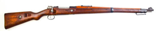German Mauser 98 AZ 8x57mm Mauser