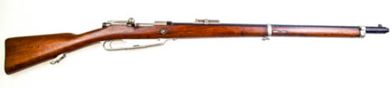 German Mauser Commissioned Gewehr 1888/13 8mm