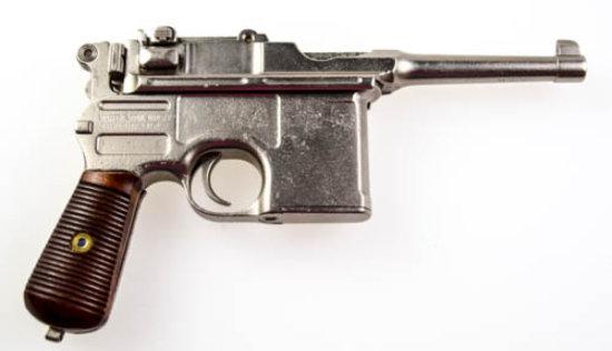 Waffenfabrik Mauser Oberndorf/KFS C96 Broomhandle