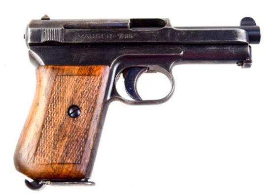 Waffenfabrik Mauser AG 1934 7.65mm