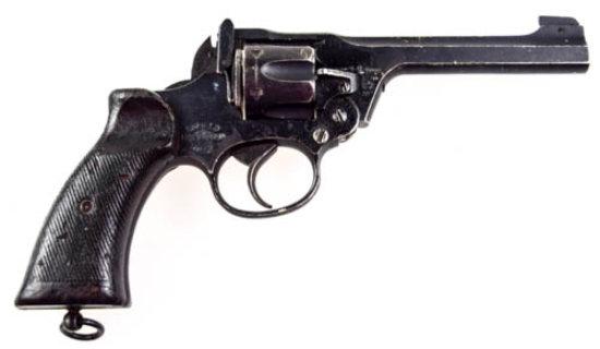 Enfield No. 2 Mk 1* .38 S&W