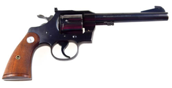 Colt Officer's Model Match (Fifth Issue) .38 Spl