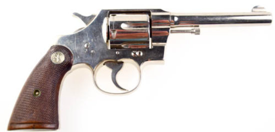 Colt Army Special .32-20 WCF