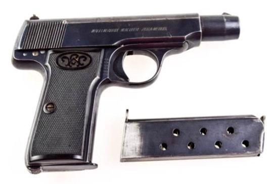 Carl Walther GmbH Waffenfabrik Model 4 7.65/.32 AC