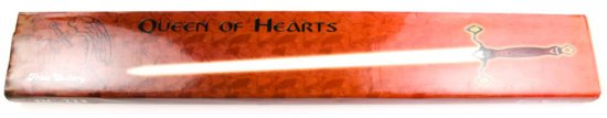 Queen of Hearts Sword