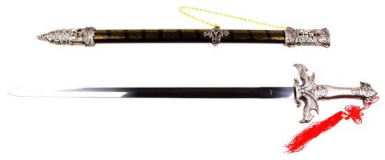 Bird/Snake Sword