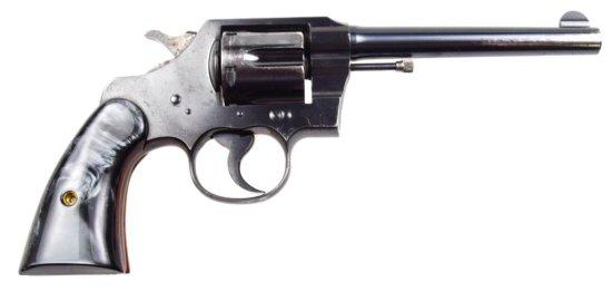 Colt Official Police Pre-War .38 Spl