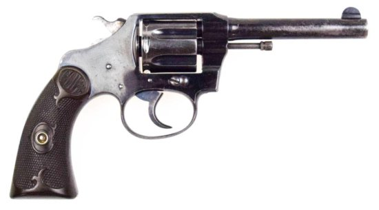 Colt Police Positive Special (First Issue)