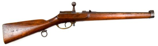 Prussian Dreyse M1857 Cavalry Needle Carbine 15.4m