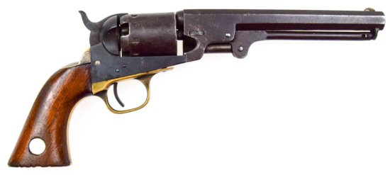 Manhattan Fire Arms Co. Navy Revolver, Series III