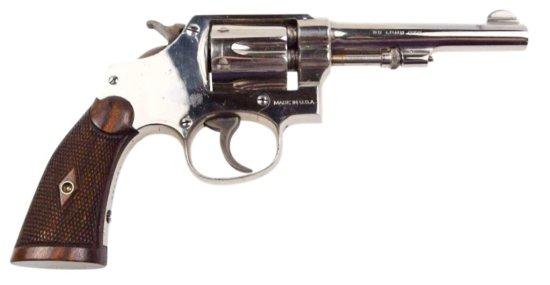 S&W .32 Regulation Police (Pre-War) .32 S&W Long