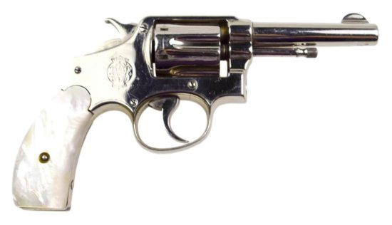 S&W .32-20 Hand Ejector - 1st Model .32 Winchester