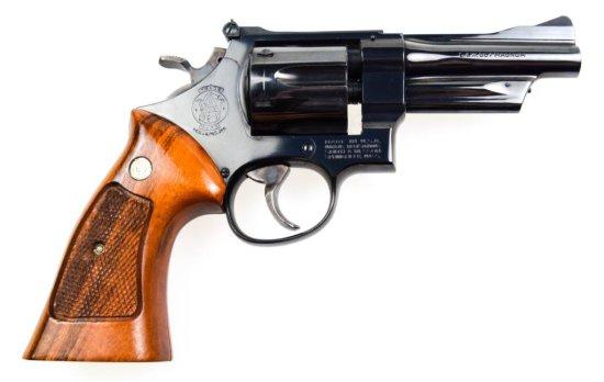S&W Model 27-2 .357 Magnum/.38 Spl